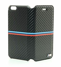 Bmw m collection carbon #inspiration stripe book case for #apple #iphone 6/6s bla,  View more on the LINK: http://www.zeppy.io/product/gb/2/361533156707/