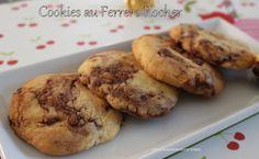 Cookies au Ferrero Rocher...attention addiction!! - UneLiyaasDeBonnesChoses