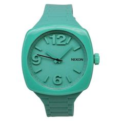 The perfect watch for all the aqua obsessed.