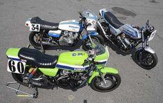 AMA-Superbikes stehend