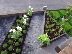 verhoogde bloembakken - Google zoeken