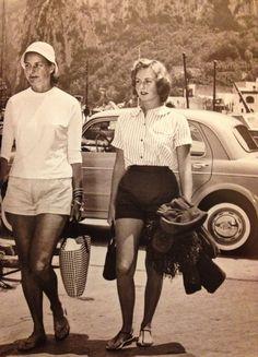 Ingrid Bergman - Capri 1950
