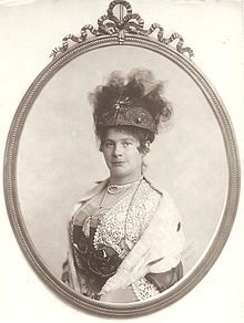 Princess Auguste of Bavaria (28 Apr 1875 - 25 Jun 1964) - She was a member of the Bavarian Royal House of Wittelsbach and spouse of Archduke Joseph August of Austria.