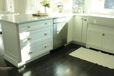 folks, these cabinets are from Home Depot's Martha Stewart line...i think they look awesome