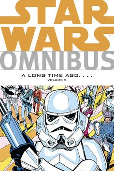 Star Wars Omnibus: A Long Time Ago.... Volume 5 | Wookieepedia | Fandom powered by Wikia
