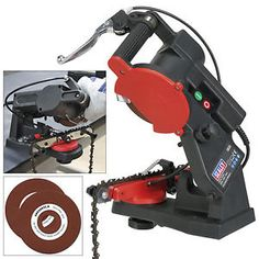 ELECTRIC CHAINSAW CHAIN SAW BLADE SHARPENER