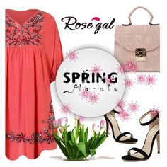 """""""Spring!"""" by mujkic-merima ❤ liked on Polyvore featuring rosegal"""