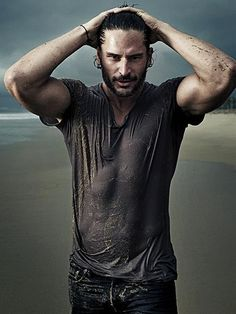 alcide... true blood - Click image to find more Celebrities Pinterest pins