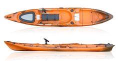 Avec l'ABACO, RTM Fishing propose un kayak de pêche  en pleine adéquation avec les désidératas du pêcheur en kayak d'aujourd'hui.  L'Abaco est doté d'équipements et des derniers aménagements étudiés destinés aux pêcheurs modernes…