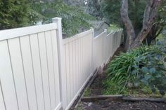 Beautiful Composite Outdoor Fence,Backyard or Garden Fencing