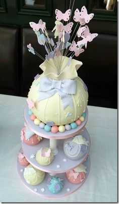 Buable-Christening-Cake