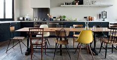 Chaises design : 20 modèles de chaises dépareillées et tendance