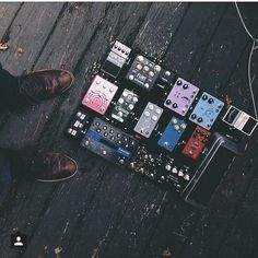 Guitar Pedalboard