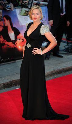 Не правда ли, платье Кейт Уинслет убийственно красиво?