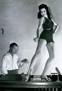 Inspiration for the Burlexe burlesque range of lingerie at http://burlexeboutique.com/  Original: Ann Miller