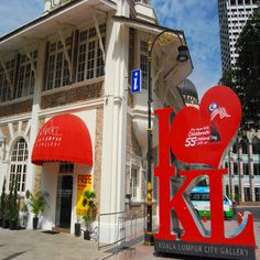 Kuala Lumpur - Galeria da Cidade