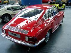 Karmann Ghia TC 145