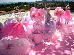 Kreative Kiddie Events: Ballerina Princess Tea Party