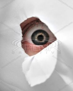 Eyeball Looking Through a Hole Stock Photo Edc Everyday Carry, Edc Gear, Art Paintings, Vector Graphics, Royalty Free Stock Photos, Face, Artist, Painting Art, Faces