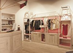 Babyluxury store by IO Studio, Prague – Czech Republic » Retail Design Blog