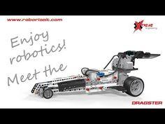 Meet the Trike EV3 robot! - YouTube