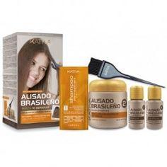 Alisamento Brasileiro Kativa Kit Tratamento Loja Online