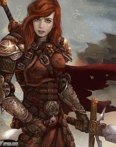Celtic warrior princess                                                                                                                                                                                 More