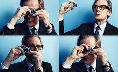 BILL NIGHY fashionable, one of the greatest actors.