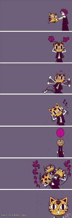 Fairy Tail - Natsu hahah :D