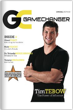 """Tim Tebow: """"I am so excited that ESPN has given me this incredible opportunity. When I was six years old I fell in love with the game of football, and while I continue to pursue my dream of playing quarterback in the NFL, this is an amazing opportunity to be a part of the unparalleled passion of college football and the SEC.""""  Tim Tebow Hired by ESPN as Analyst for SEC Network."""
