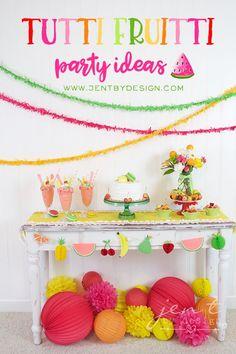 Tutti Frutti Party I