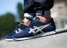 Onitsuka Tiger Curreo: Navy