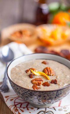 Vanilla Chai Breakfast Chia Pudding