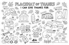 Safari | God Wants Me to Give Thanks! | Elevation eKidz Blog