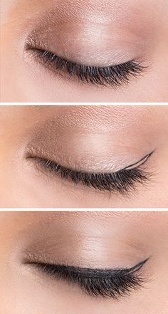 THE SECRET TRICK TO NAILING THE PERFECT CAT-EYE