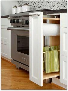 Sprytnie w kuchni - dobrze zorganizowana