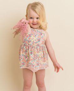 Baby Girl's Prairie Grow - Bardot Junior
