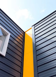 https://flic.kr/p/6K7QZ1 | rutherglen office - insurepair, modern office design, glasgow architects, contemporary glasgow architecture, , modern glasgow architecture, glasgow architects | works in progress - external cladding  kingspan,  KS1000RW pods and abbozzo orange www.abbozzo.co.uk/