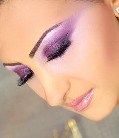 eyes - purple