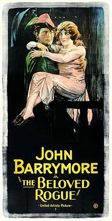 The Beloved Rogue. John Barrymore, Conrad Veidt Marceline Day, W. Lawson Butt, Henry Victor. Directed by Alan Crosland. Art Cinema Corporation/Feature Productions. 1927