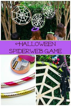 Spiderweb Game