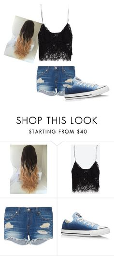 """Summer Lovin"" by justkeepswimming334 ❤ liked on Polyvore featuring Zara, rag & bone and Converse"