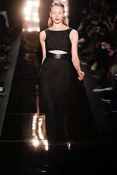 Monique Lhuillier - Fall 2012 Ready-to-Wear - Look 32 of 49
