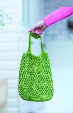 - Heft: 16 Retro Einkaufsnetz Issue: 16 Retro Shopping Net it Yourself - Knitting Websites, Knitting Blogs, Knitting Patterns, Diy Crochet And Knitting, Hand Knitting, Simple Stylish Stricken, Crochet Dragon, Knitted Bags, Knit Bag