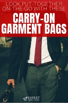 Do You Want Worldwide Vehicle Coverage? Always Look Neat And Spiffy No Matter What The Occasion Keep Your Clothes Wrinkle-Free With Some Of The Best Carry-On Garment Bags For Travel. Garmet Bag, Free Travel, Travel Bags, Carry On, Suitcases, Backpacks, Clothes, Vehicle, Tech