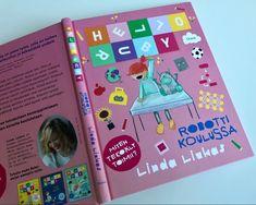 #lastenkirja #lastenpeli #robotit #helloruby