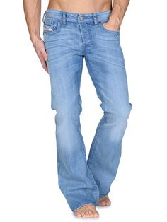 Mens bootcut brown jeans – Global fashion jeans collection
