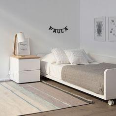 Carry cama con ruedas