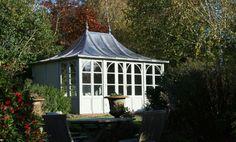 Edwardian style summer house
