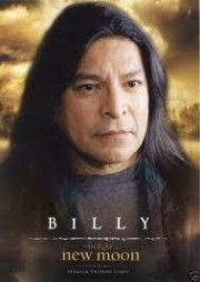 such gravitas - Gil Birmingham as Billy Black